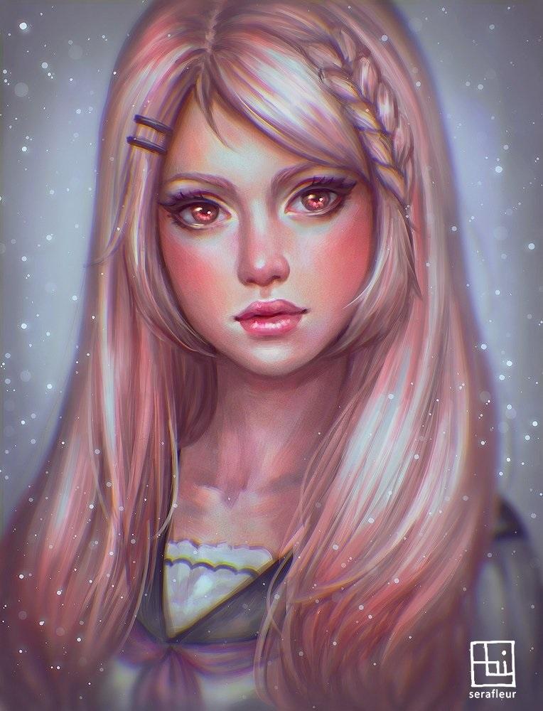 Классные Картинки для вк для девочек на аватарку в ВК008