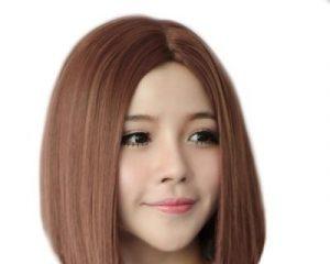 Корейские прически для девушек своими руками 021