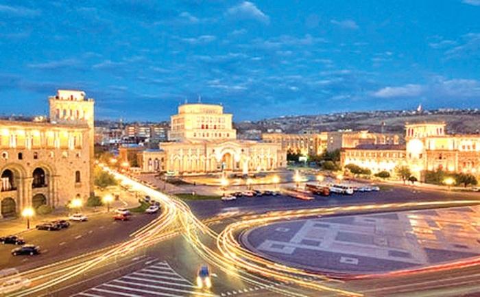 Красивые открытки и фото на День города Еревана фото и картинки001