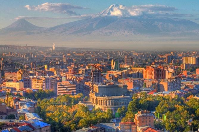 Красивые открытки и фото на День города Еревана фото и картинки006