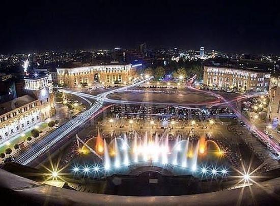 Красивые открытки и фото на День города Еревана фото и картинки008