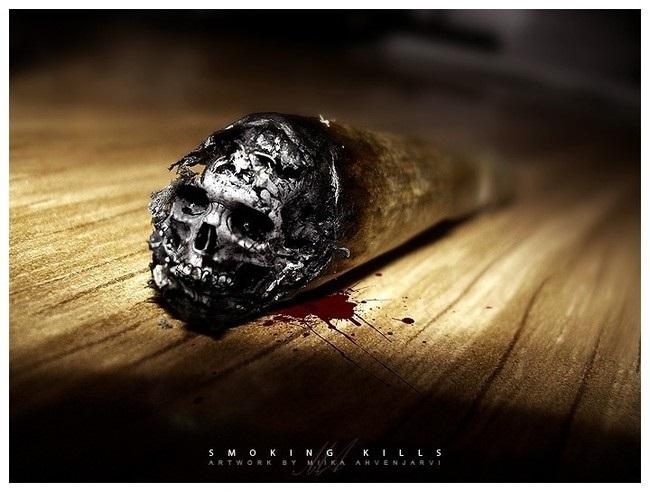 Красивые открытки и фото на день борьбы с курением012