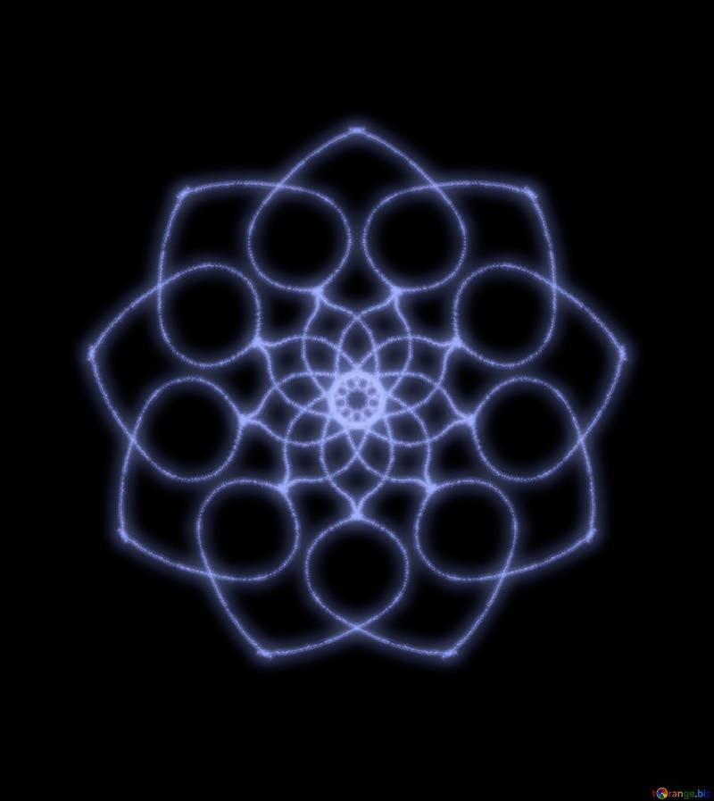 Красивые узоры симметричные картинки001