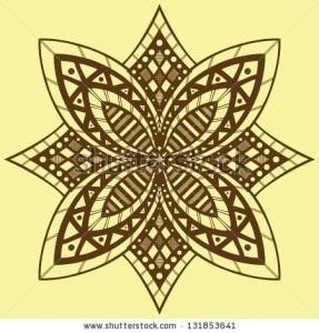 Красивые узоры симметричные картинки016