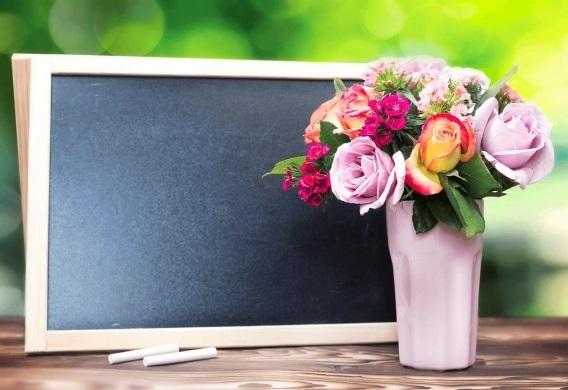 Красивый фон картинки на день учителя018