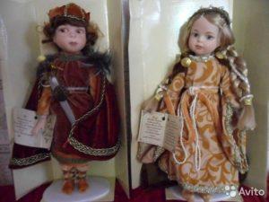 Куклы монтедрагоне фото009