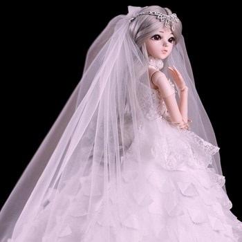 Куклы свадебные ручной работы 001