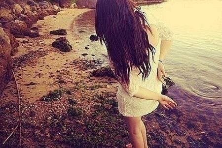 Лучшие фото девушек на аватарку брюнетки без лица на аватарку011