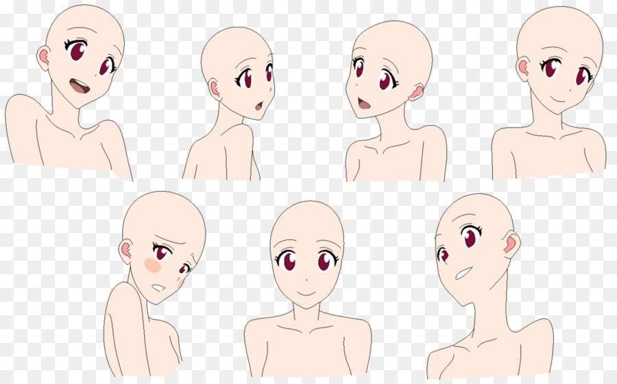 Манекен аниме мальчика 003