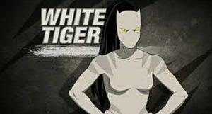 Марвел комикс белая тигрица 018