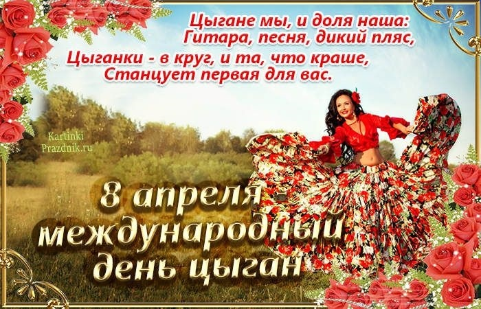 Международный День цыган 005