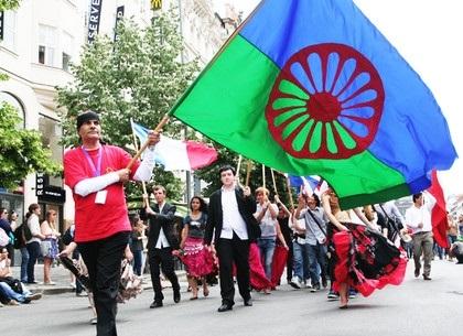 Международный День цыган 015