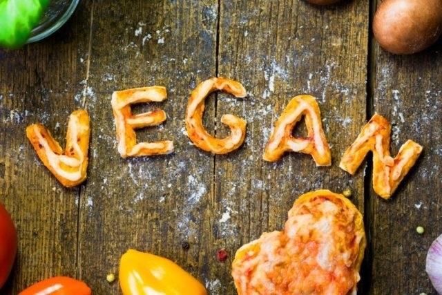 Международный веганский день (World Vegan Day)   красивая открытка 007