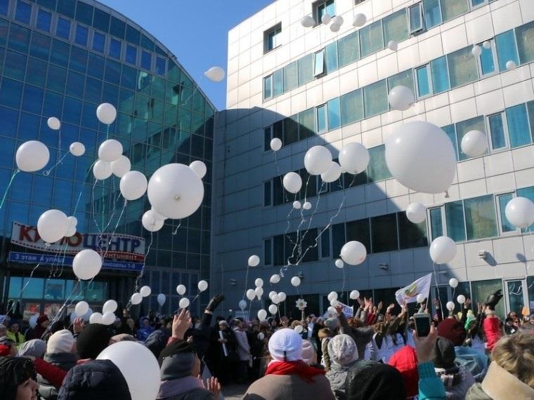 Международный день «Города за жизнь» 009