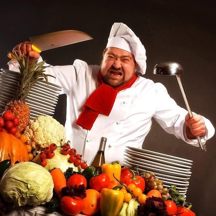 Фото открытки поваров, открытку