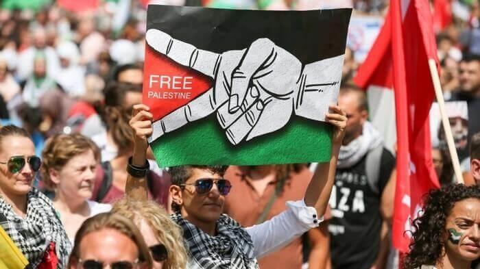 Международный день солидарности с палестинским народом 007