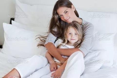 Милые картинки Мать и взрослая дочь 001