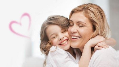 Милые картинки Мать и взрослая дочь 002