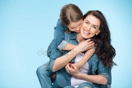 Милые картинки Мать и взрослая дочь 003