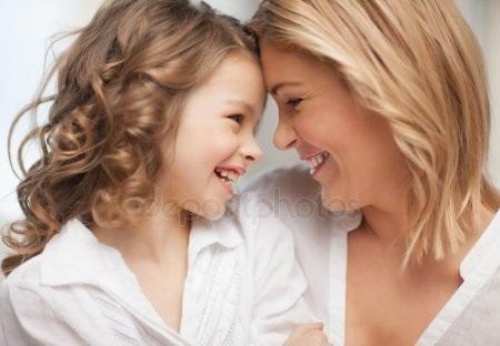 Милые картинки Мать и взрослая дочь 005