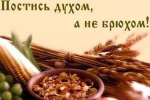 Начало Рождественского поста 022