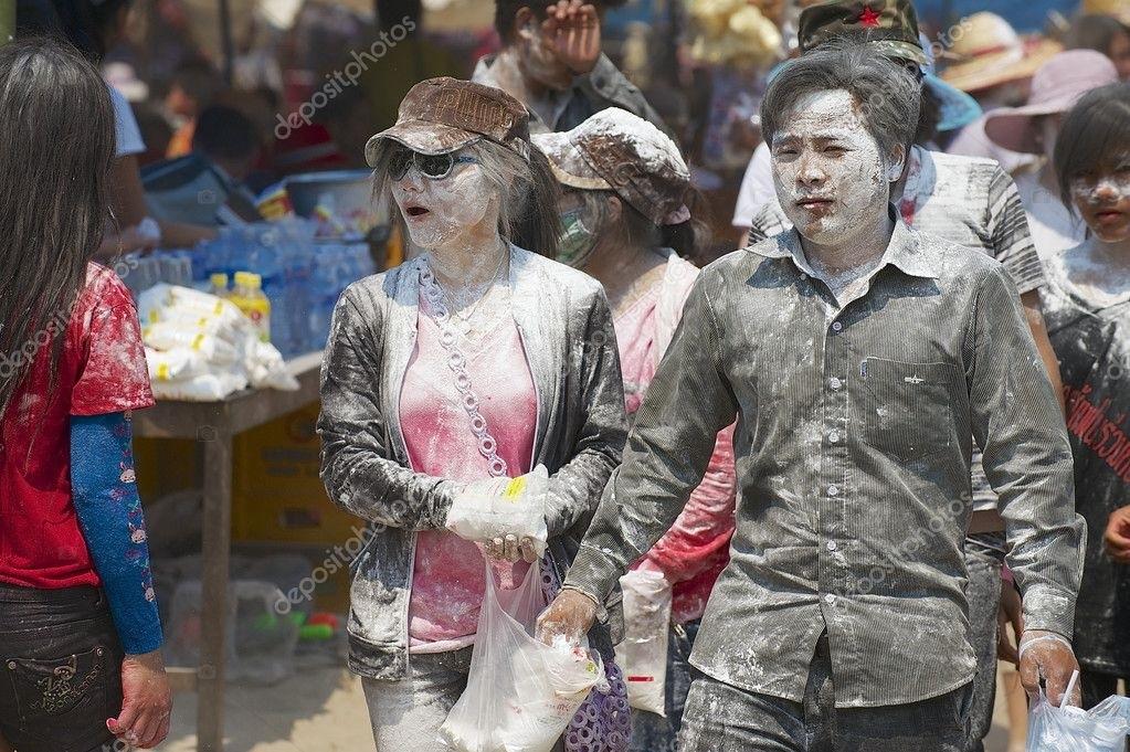 Новый год (Лаос) 001