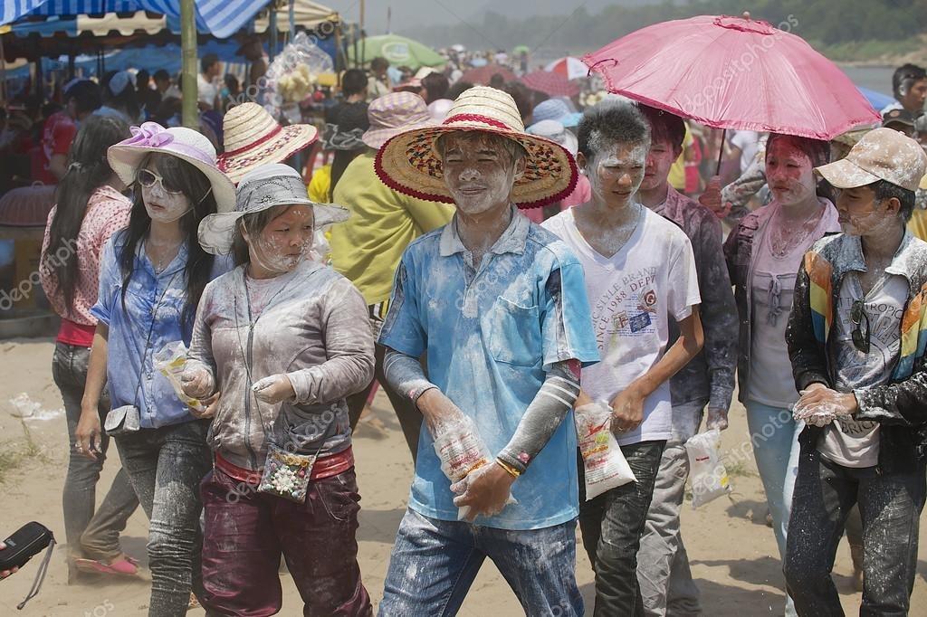 Новый год (Лаос) 002