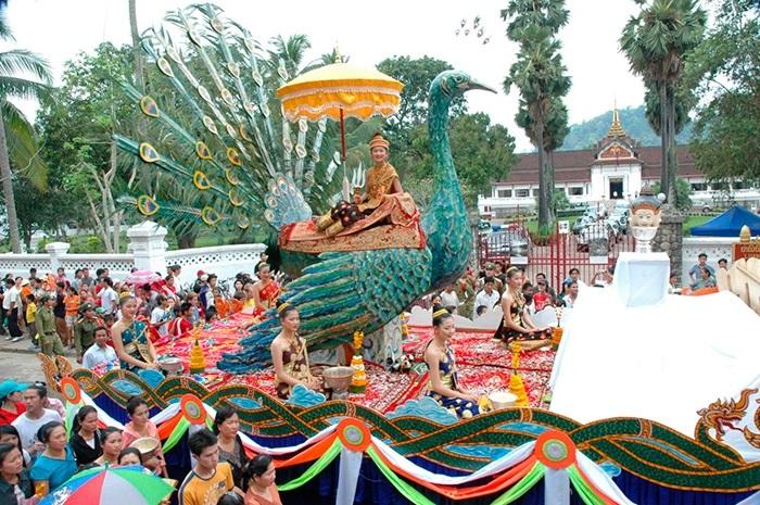 Новый год (Лаос) 003