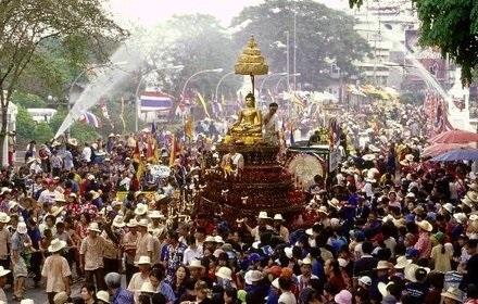 Новый год (Лаос) 017