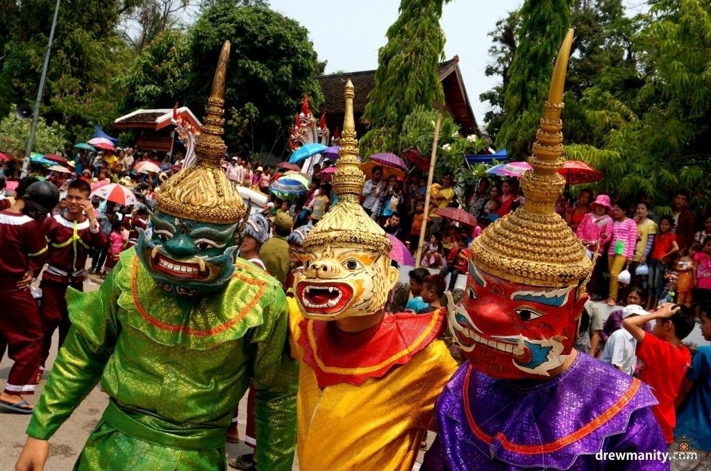 Новый год (Лаос) 019