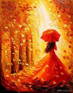 Осень арт картинки и картинки 017