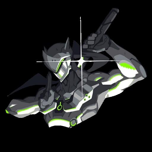 Пиксель арт гэндзи 011