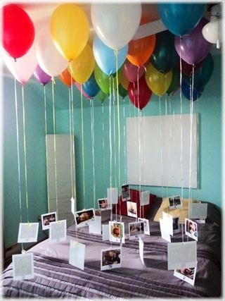 Подарки на день рождения с фотографиями 001