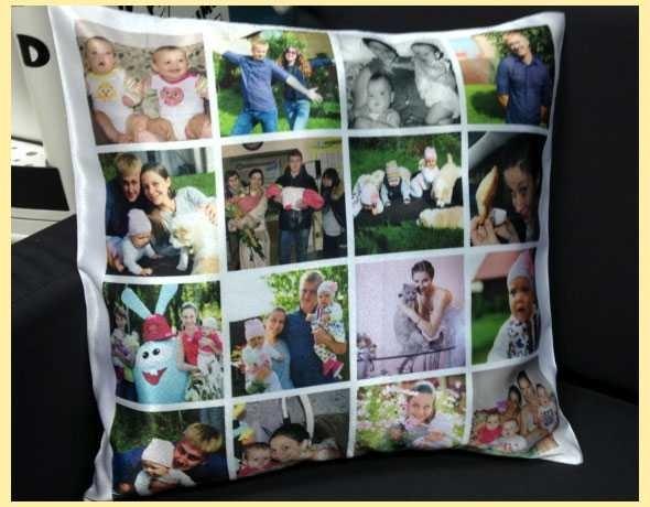 Подарки на день рождения с фотографиями 005