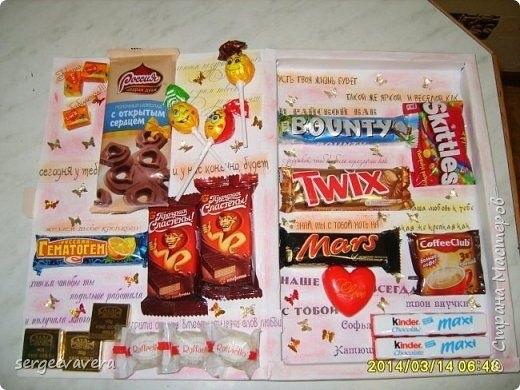 Подарки на день рождения с фотографиями 008