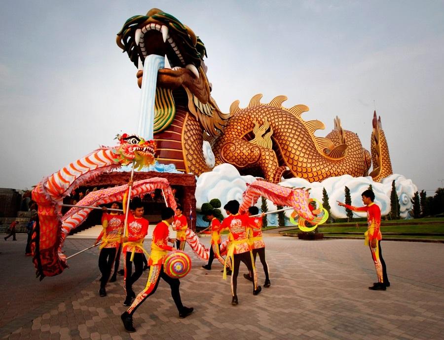 Праздник Дракона (Китай) 002