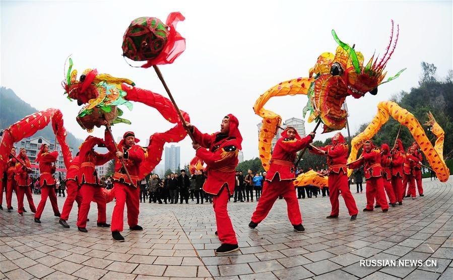 Праздник Дракона (Китай) 005