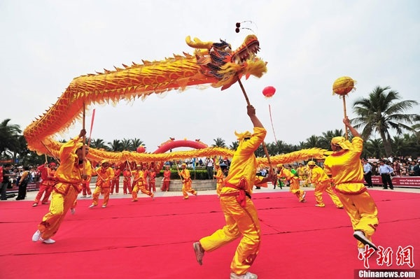 Праздник Дракона (Китай) 015