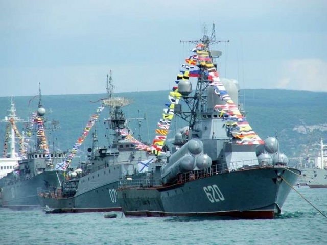 Праздник Черноморского флота 008