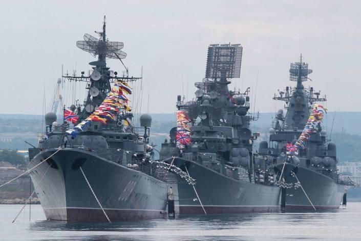 Праздник Черноморского флота 016