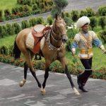 Праздник сбора урожая хлопка (Туркменистан)