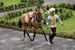 Праздник сбора урожая хлопка (Туркменистан) 018