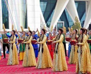 Праздник урожая (Туркменистан) 019