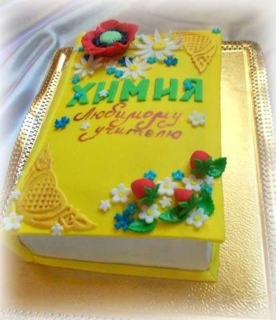 Прикольные идеи тортов на день учителя002