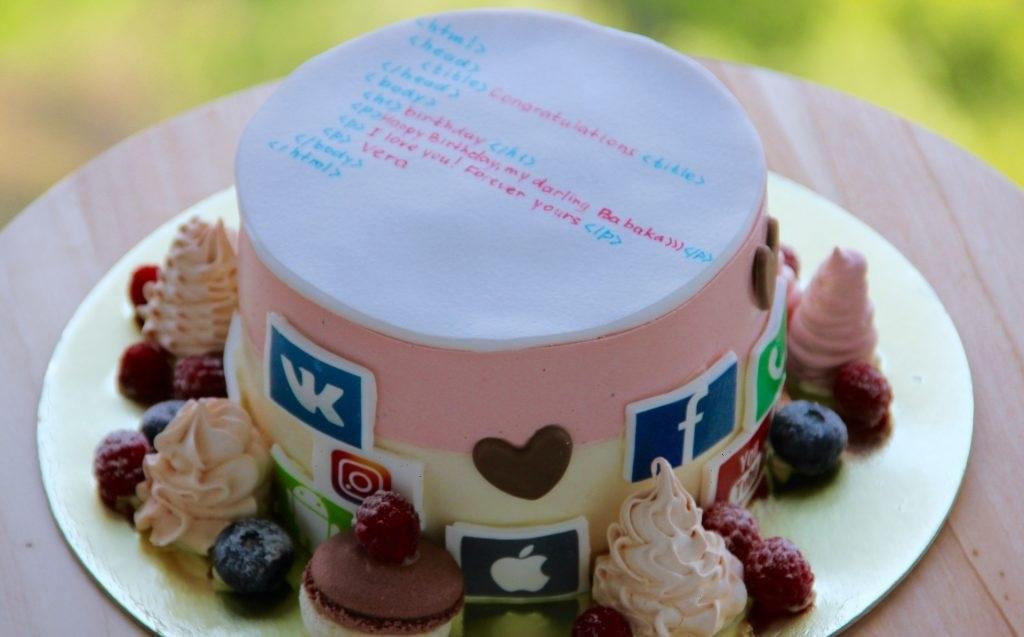 Прикольные идеи тортов на день учителя003