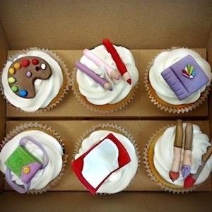 Прикольные идеи тортов на день учителя006