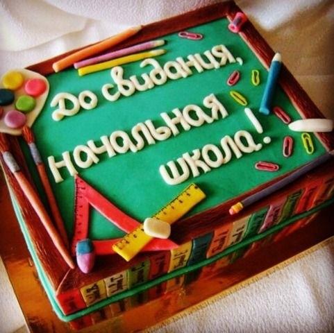 Прикольные идеи тортов на день учителя007
