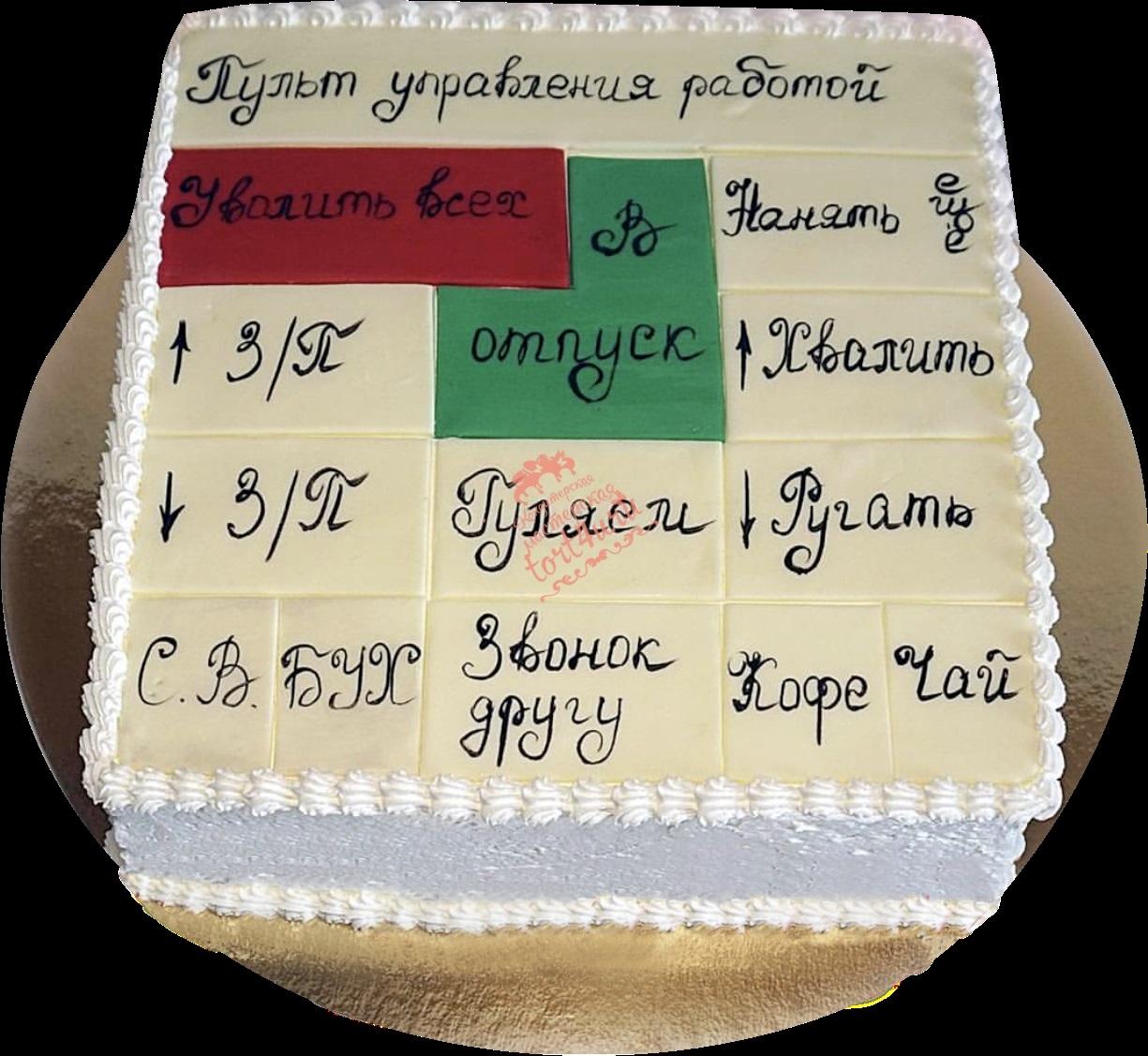 Прикольные идеи тортов на день учителя008