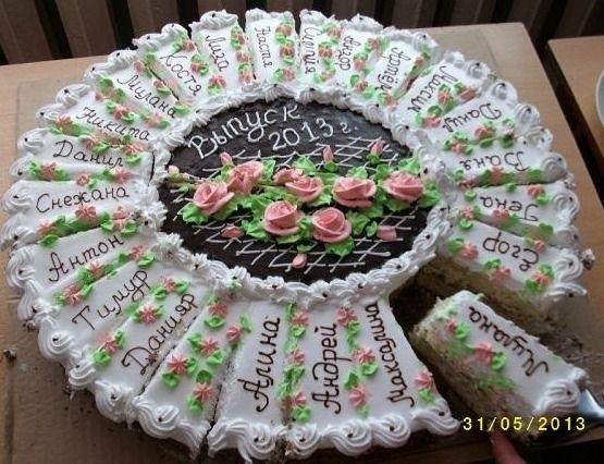 Прикольные идеи тортов на день учителя018
