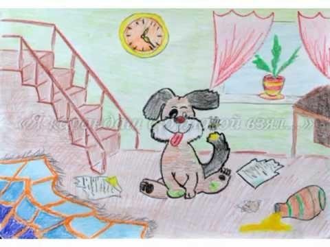Разные рисунки для девочек с 8 лет 006